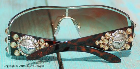 Texas Longhorn Sunglasses - Elusive Cowgirl Boutique