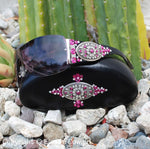 Limited Editon Flower Sunglasses - Elusive Cowgirl Boutique
