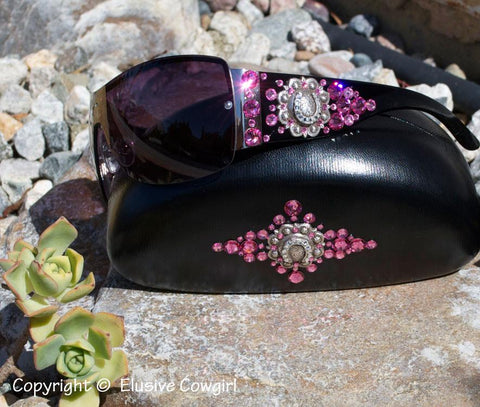 Limited Edition Horseshoe Sunglasses - Elusive Cowgirl Boutique