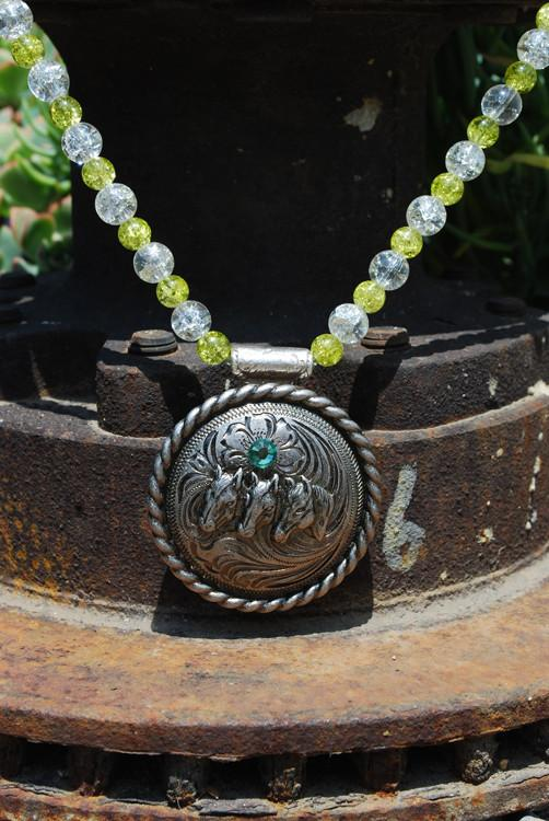 Necklace - Country Western - Elusive Cowgirl Boutique