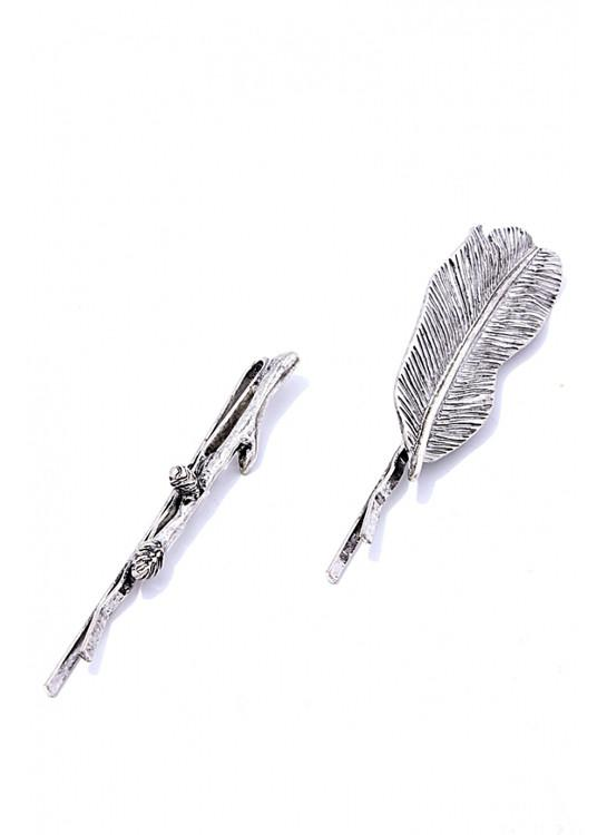 Bobby Pins - Feather - Elusive Cowgirl Boutique