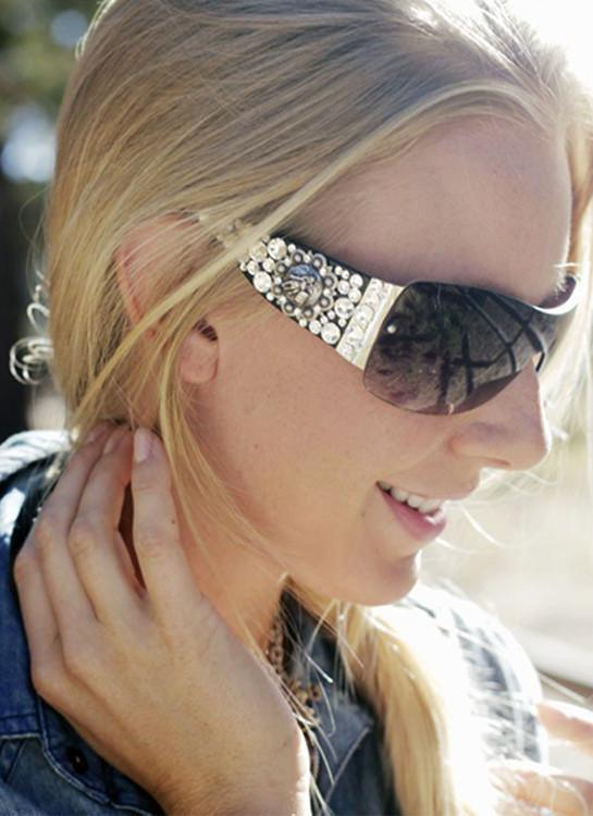 """Racer Sunglasses"" - Elusive Cowgirl Boutique"