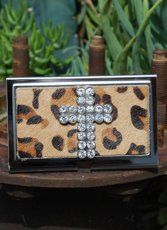 Western Card Case - Elusive Cowgirl Boutique