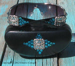 Limited Editon Longhorn Sunglasses - Elusive Cowgirl Boutique