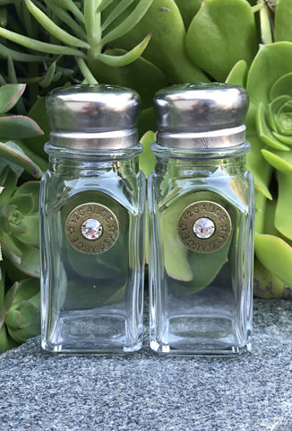 Salt & Pepper Shakers - 12 Gage