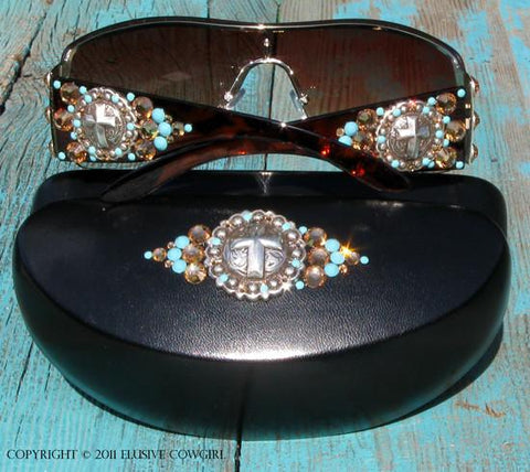 Limited Edition Elegant Sunglasses - Elusive Cowgirl Boutique
