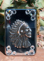 Lighter - Rhinestone Native - Elusive Cowgirl Boutique