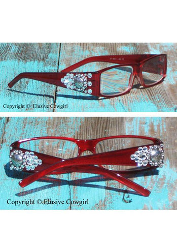 Elusive Cowgirl Reading Glasses - Elusive Cowgirl Boutique