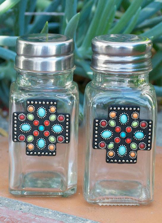 Salt & Pepper Shakers - Multi