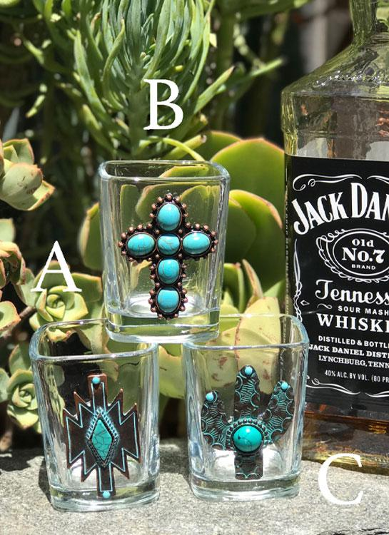 Classy Whiskey Shot Glasses - Elusive Cowgirl Boutique