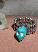 Ring - Gypsy Skull - Elusive Cowgirl Boutique