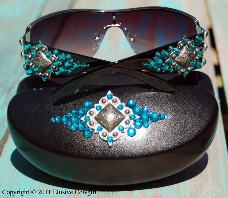 Limited Edition Western Sunglasses - Elusive Cowgirl Boutique