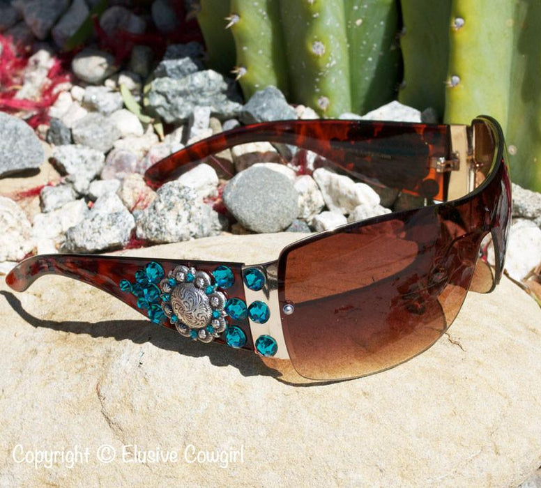 Exclusive Cowgirl Sunglasses - Elusive Cowgirl Boutique