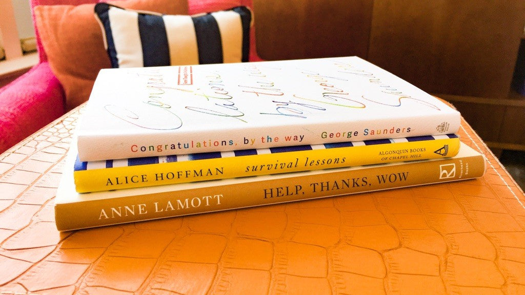 3 QUICK READS TO LIFT YOUR SPIRITS