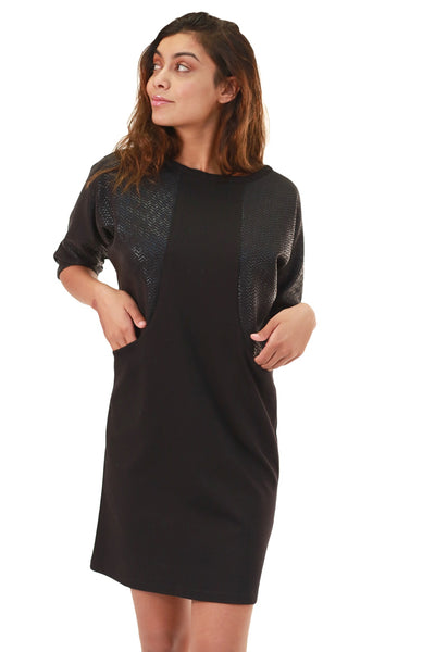Noelle 3/4 Sleeve Dress