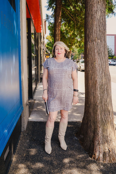 Gravel T-Shirt Dress
