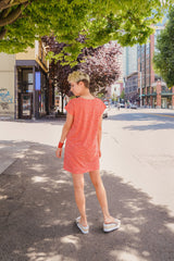 Strawberry T-Shirt Dress