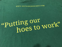 """Putting our hoes to work"" Farming T-Shirt"