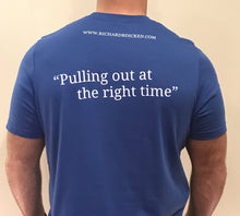 """Pulling out at the right time"" Investments T-Shirt"