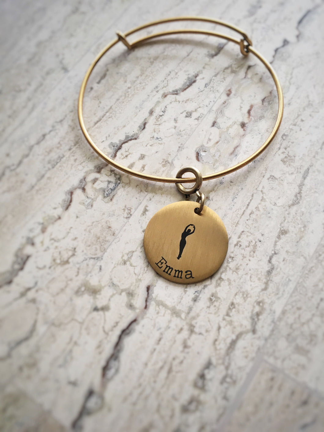 Dancer Bangle Bracelet