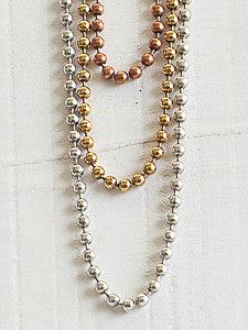 Multiple Lengths Small Ball Chain