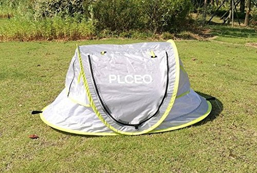 baby travel bed Portable baby beach tent UPF 50+ sun shelter pop up mosquito net and 2 Pegssuper lightweight & baby travel bed Portable baby beach tent UPF 50+ sun shelter pop ...