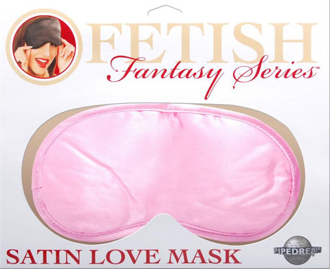 Satin Love Mask