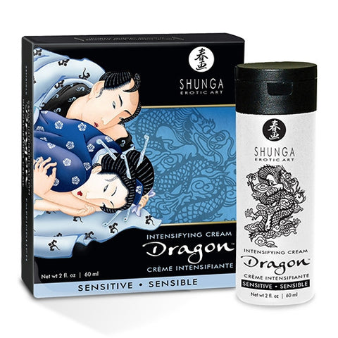 Shunga Dragon Sensitive Cream