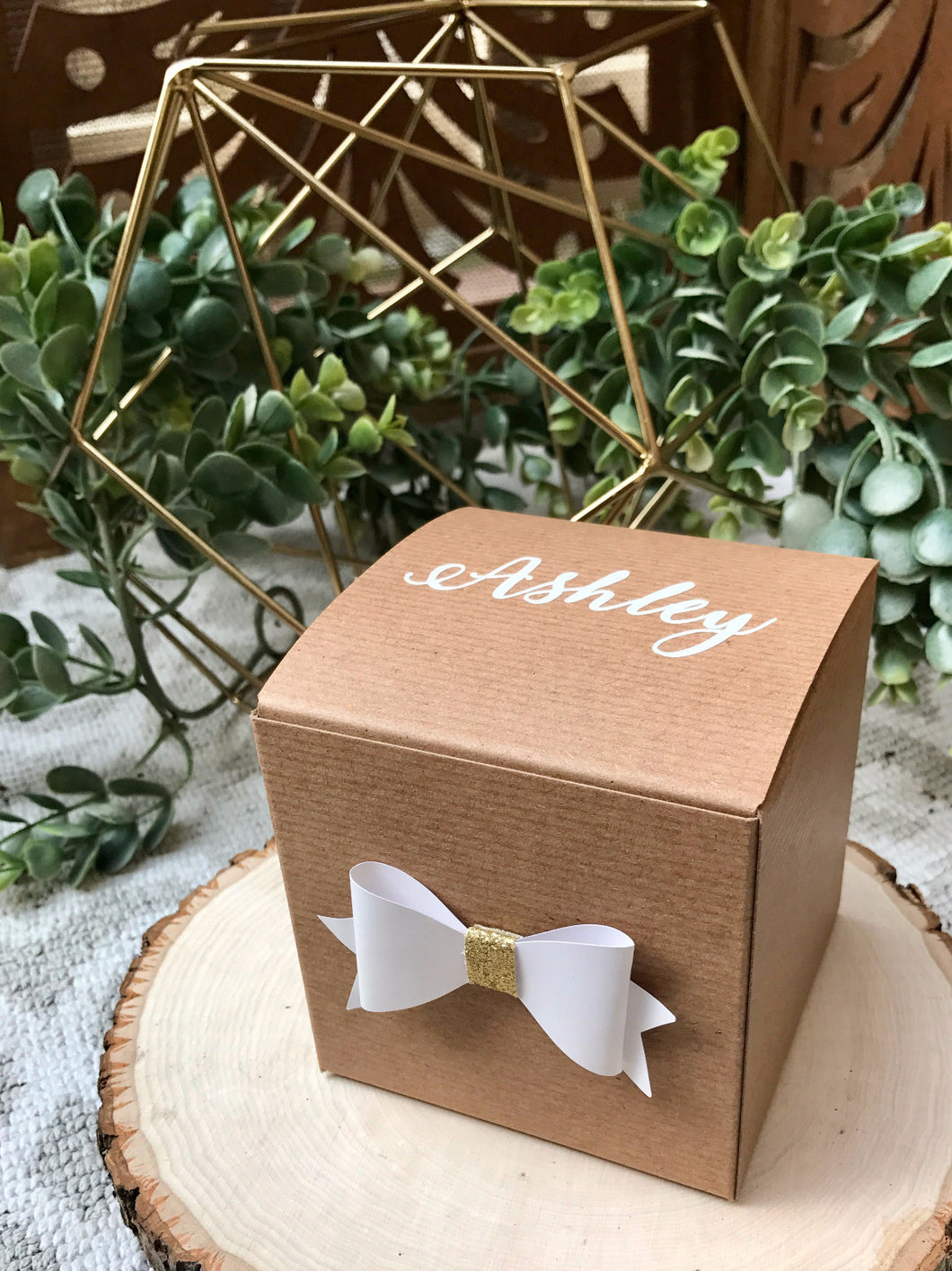 Simple Rustic Bow