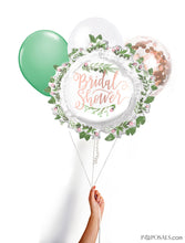 "Spearmint Green 11"" Latex Balloon 10 - Pack"