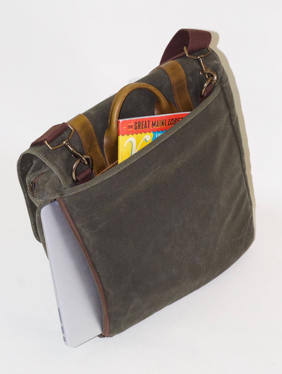 The Courier Bag
