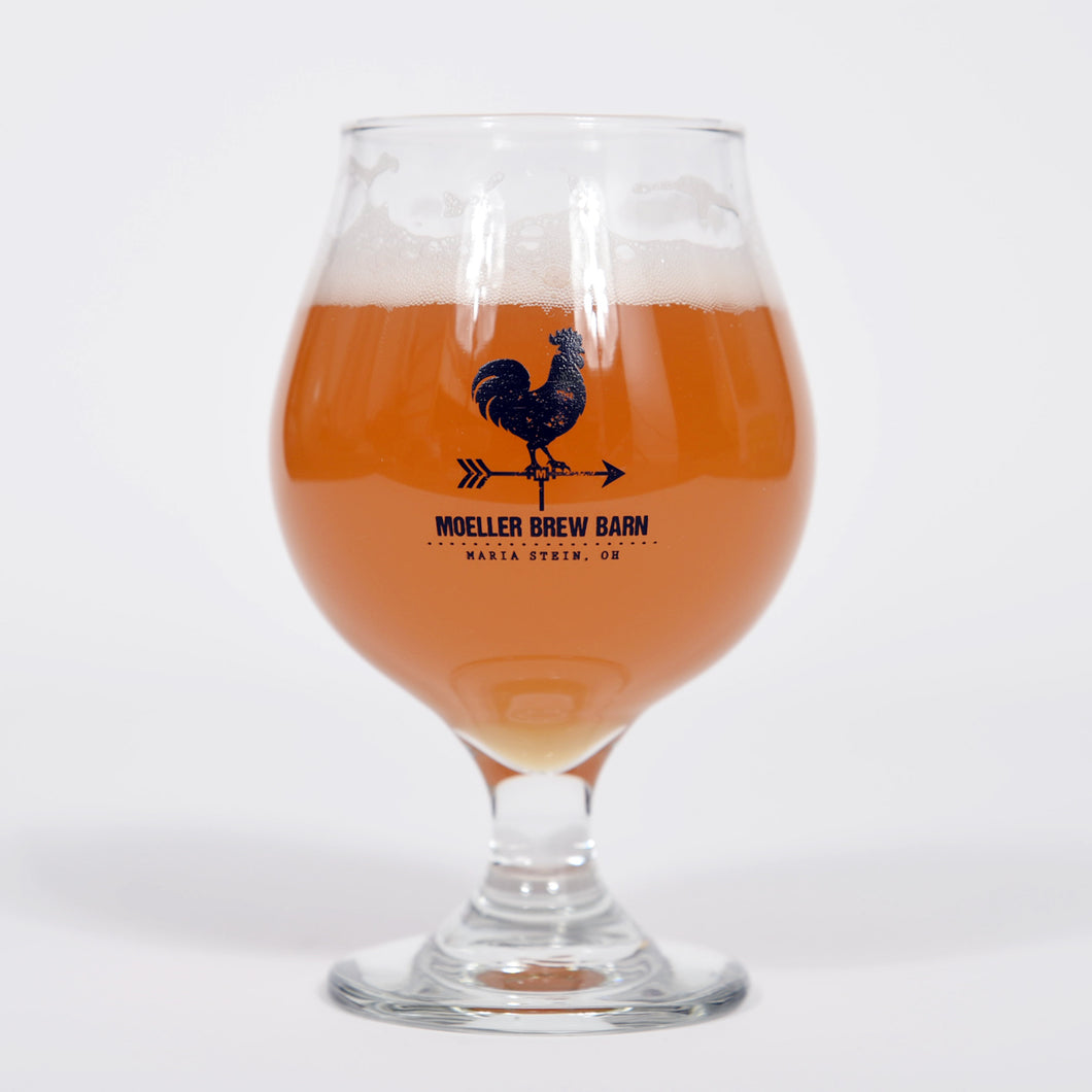 Belgian Glass - 16 oz