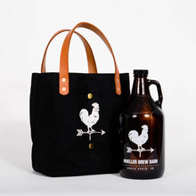 Canvas Growler Bag