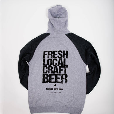 Men's Fresh Local Hoodie