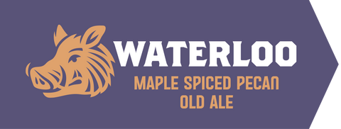 Waterloo Maple Spiced Pecan Old Ale