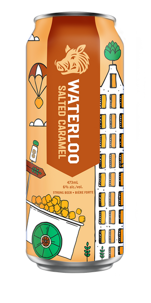 Waterloo Salted Caramel Porter