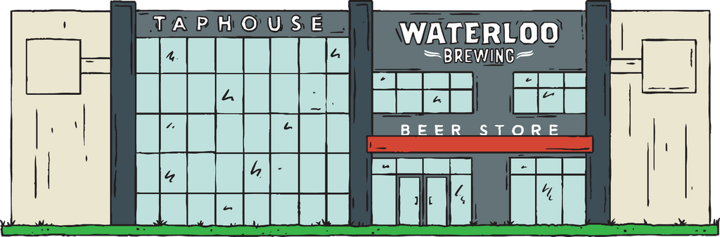 Waterloo Brewing Taphouse & Beer Store