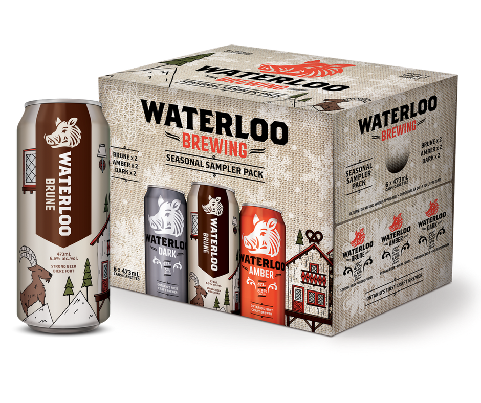 Waterloo Brune