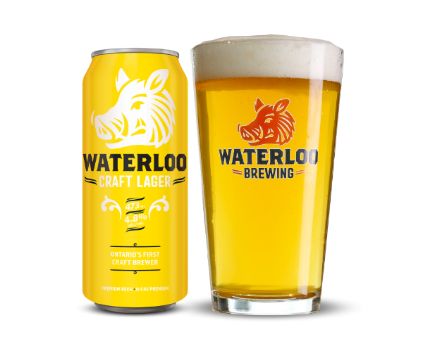 Waterloo Craft Lager