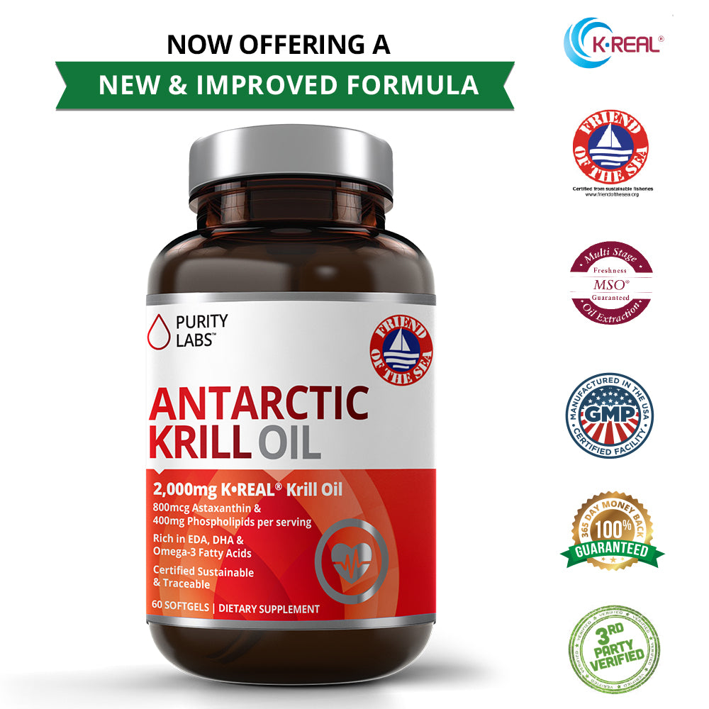 All You Need to Know About Krill Oil