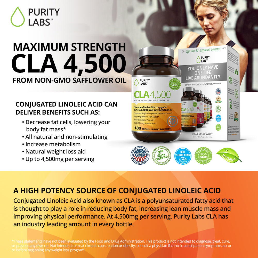 Purity Labs CLA