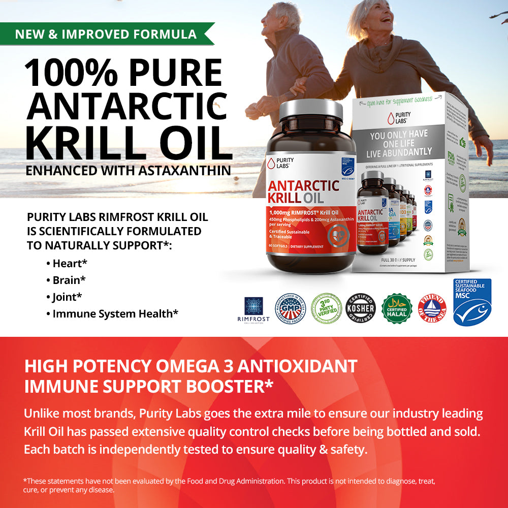 Purity Labs Krill Oil