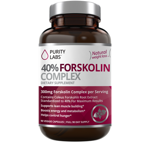 40% FORSKOLIN EXTRACT