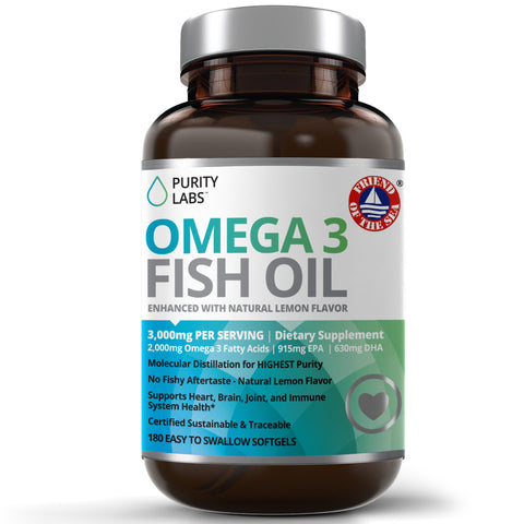 Omega 3 Supplement, Omega 3 Fish Oil Supplement, Omega 3 Softgels, Omega 3 Fish Oil Softgels, Pure Omega 3, Pure Omega 3 Fish Oil,