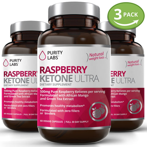 Raspberry Supplement, Raspberry Capsules, Raspberry Vitamin