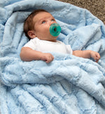 Baby Blue Blankets