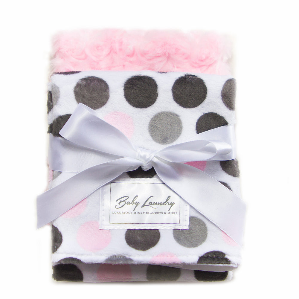 Pink Dot Burpie Set