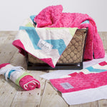 Hot Pink Chevron Bundle