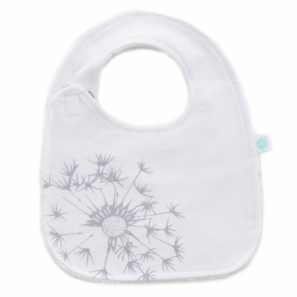 Dandelion Breeze Reversible Bib