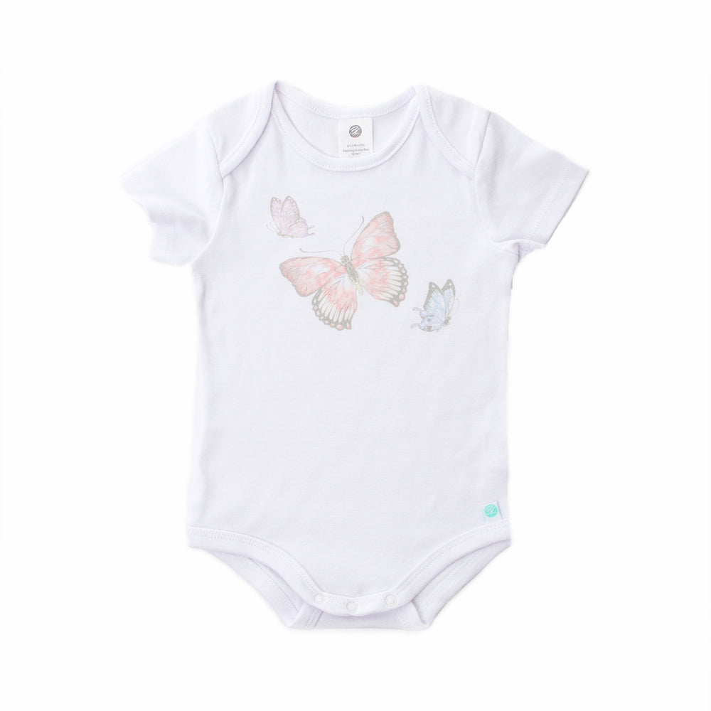Dancing Butterflies Bodysuit